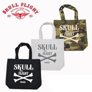 Skull Flight 托特包