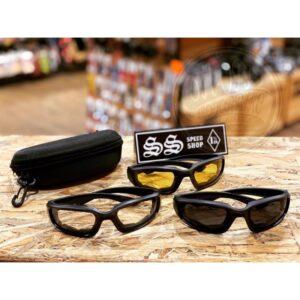 防風眼鏡 騎士眼鏡 墨鏡 透明 黃色 防風