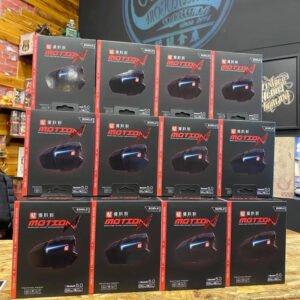優科利 Motion 藍芽耳機 Type-C充電 藍芽5.0 騎士通訊 多人對講