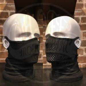 NAROO MASK F5 耳掛式 頭套 面罩 全罩 抗UV pm2.5 抗空汙 高防曬 透氣 機能 彈性
